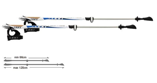 ノルディックポール プレステージSL 有酸素運動 ウォーキングエクササイズ 杖